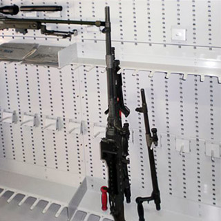 Weapons Storage rack image